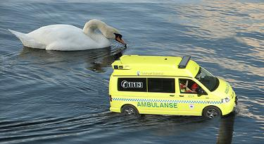 Ambulance-chaser